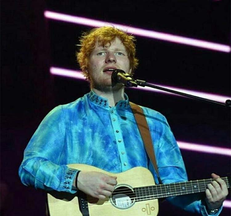 Ed Sheeran shared that he is a bad concertgoer
