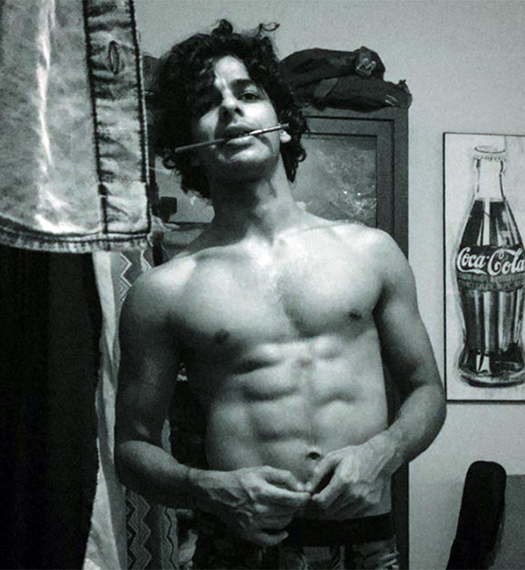 Ishaan Khatter's hottest Instapost will leave you drooling