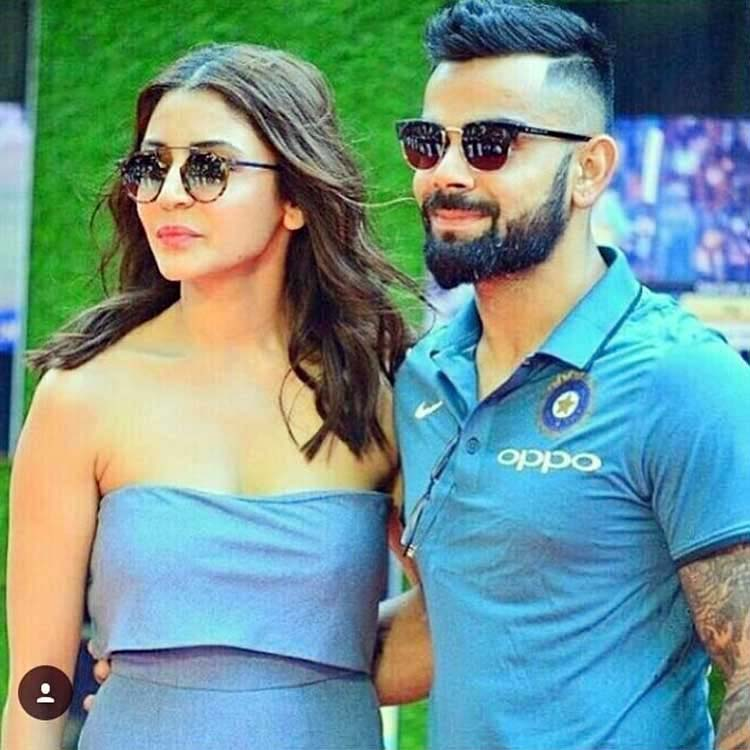 Virat Kohli and Anushka Sharma at the screening of Sachin: A Billion Dreams