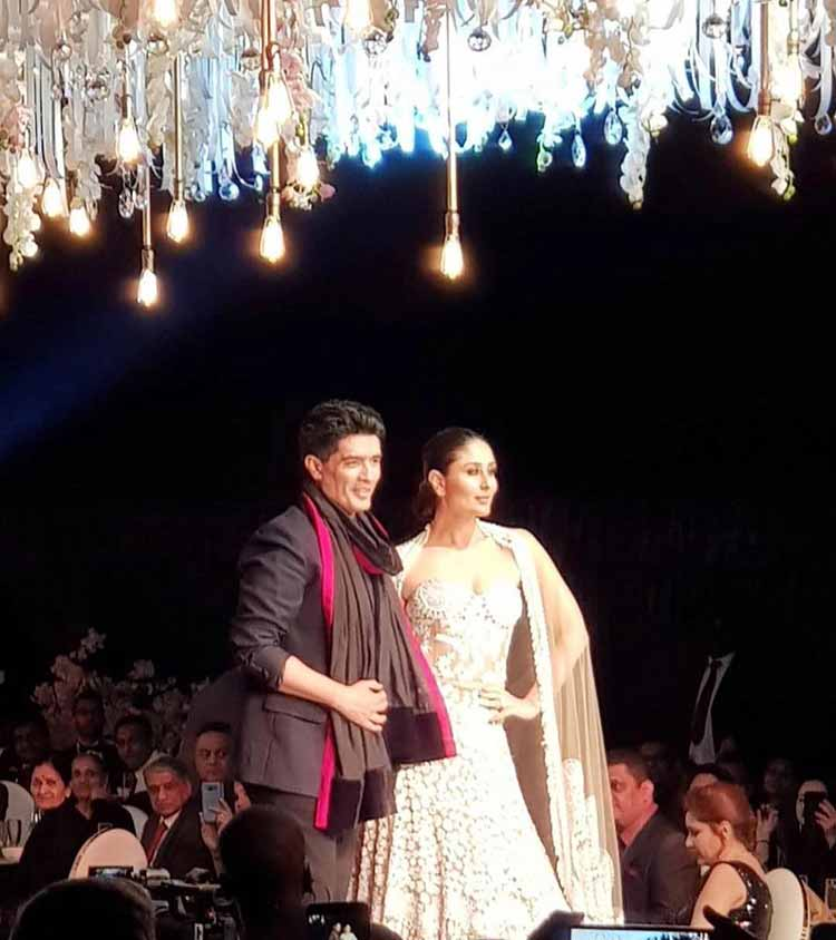 Manish Malhotra's special message for his muse Kareena Kapoor