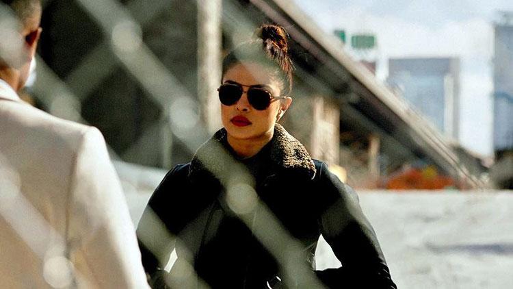 Priyanka Chopra looks super hot in this still from Quantico 3 sets