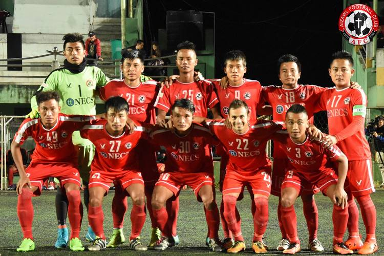 I-League 2017-18: North-east India stays a mainstay of footballing flair in the country