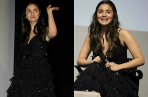 Alia Bhatt at IFFI 2017