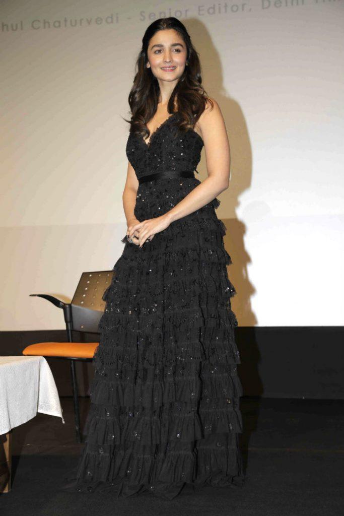 Alia Bhatt at IFFI 2017