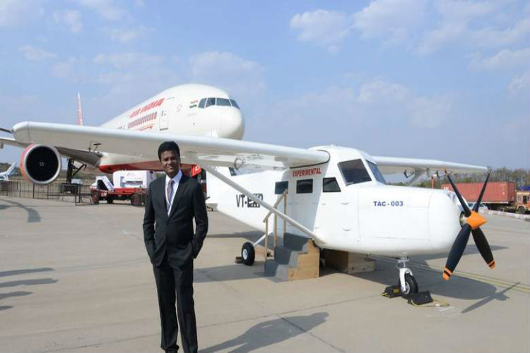 The incredible story of a plane called 'Narendra Modi Devendra'