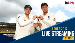Ashes 2017 Australia vs England 1st Test Live Streaming: England bowled out for 302