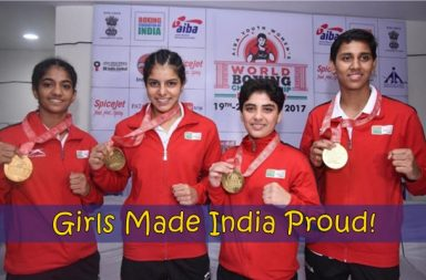 Indian girls claim 5 gold medals at AIBA Youth Women Boxing Championships