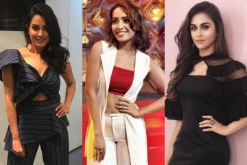 Asha Negi to Krystle D'souza: Best dressed celebs this week [November 12- November18]