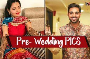 Bhuvneshwar Kumar, Nupur Nagar's pre-wedding photoshoot