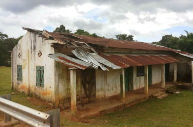 Bolbokgre Government LP School, Roof, West Garo Hills, Meghalaya
