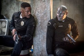 Will Smith, Bright film netflix