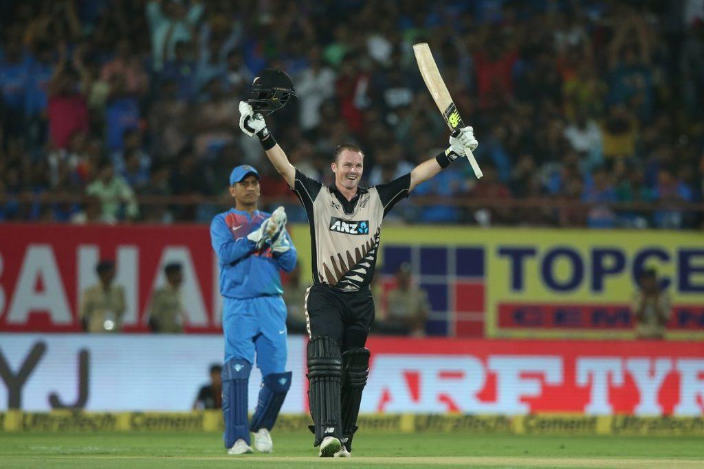 India vs New Zealand 2nd T20I: Colin Munro