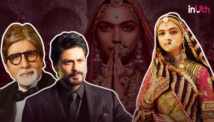 Padmavati row: The deafening silence of A-list Bollywood stars
