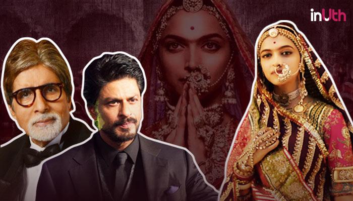 Padmavati row: The deafening silence of A-list Bollywoodstars