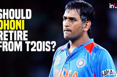 MS Dhoni should retire from T20I