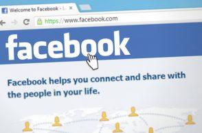 Facebook, Homepage