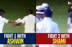 Fight-Dickwella-Shami-Ashwin