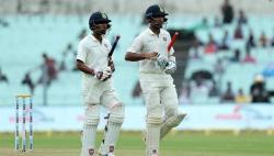 India vs Sri Lanka 1st Test, Day 2 Highlights: Play called off due to rain, India at 74/5