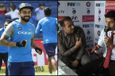 Ashish Nehra reveals his Yo-Yo test score, find out whether he could beat Virat Kohli - Watch