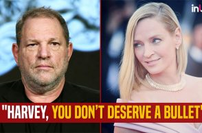 Uma Thurman, Harvey Weinstein | Photo created for InUth.com