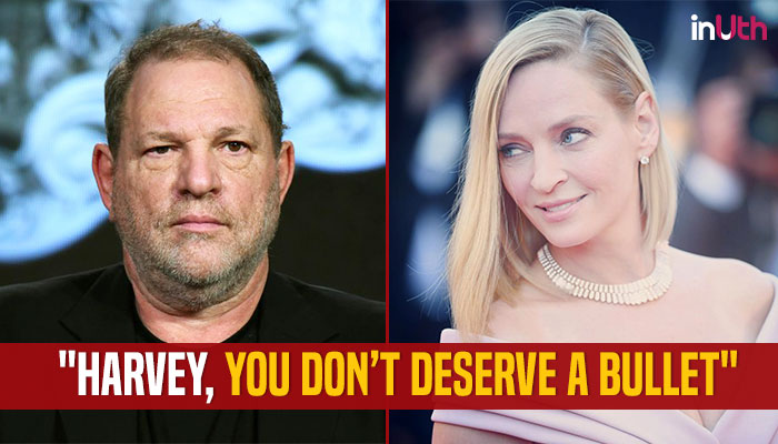 '#MeToo' says Uma Thurman as she finally breaks silence on Harvey Weinstein scandal