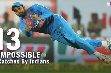 13 Impossible Catches By Indian Cricketers