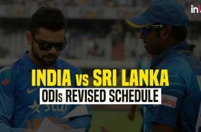 India vs Sri Lanka ODI series Timings