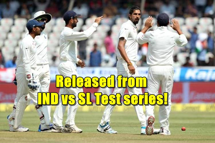 Ishant Sharma to play Ranji Trophy season 2017-18, released from Indian Test squad!