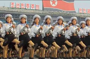 North Korea army