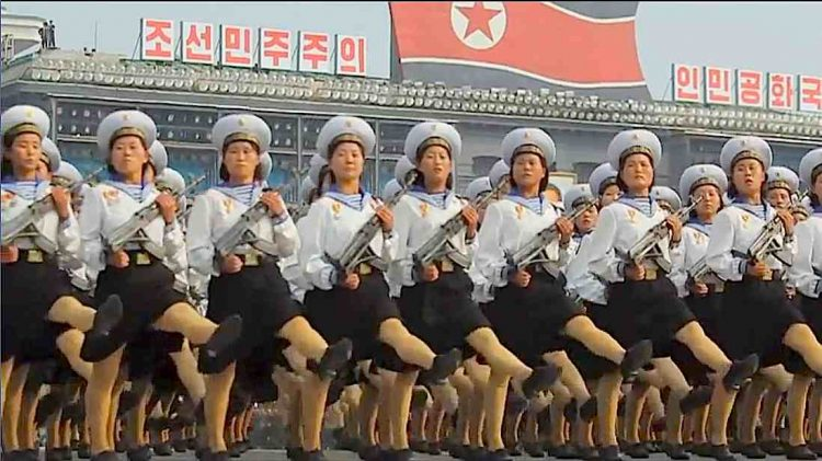 This horrific report tells what it means to be a woman soldier in North Korea