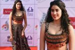 IFFI 2017: Janhvi Kapoor steals the show in her chic bohemian outfit