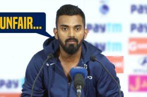 India's opening batsman KL Rahul