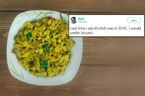 Khichdi, National Food, India