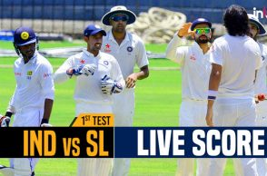 India vs Sri Lanka 1st Test live, Kolkata Test, Rain threat, IND vs SL 1st Test, Day 1, Dinesh Chandimal, Rangana Herath, Virat Kohli, Ravichandran Ashwin, fastest to 300 Test wickets, India vs Sri Lanka 2017