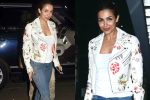 Malaika Arora's casual avatar was spot-on at Helen's birthday party