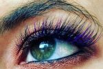 We bet you can't stop looking at these Mermaideyelashes