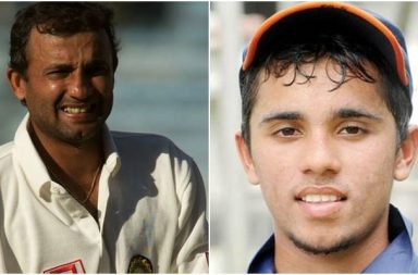 Mohit Mongia breaks his father Nayan Mongia's record