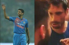 Ashish Nehra farewell party, Ashish Nehra retirement party, Virat Kohli, Virender Sehwag, India vs New Zealand 1st T20I, Feroz Shah Kotla Stadium, Ashish Nehra emotional