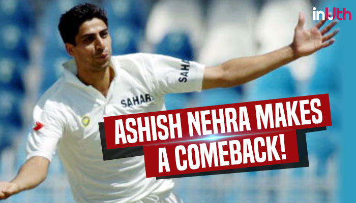 Ashish Nehra gets a new role, to share commentary box with Virender Sehwag