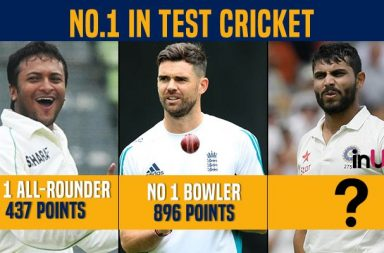Ravindra Jadeja can be No 1 again in bowling and all-rounder rankings.