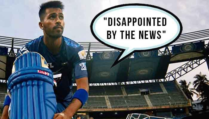 Hardik Pandya falsifies rumours of leaving Mumbai Indians before IPL Auction 2018 — WATCH