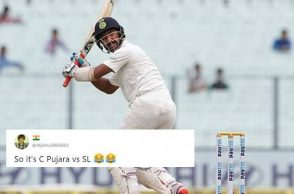 Cheteshwar Pujara keeps India alive in 1st Test