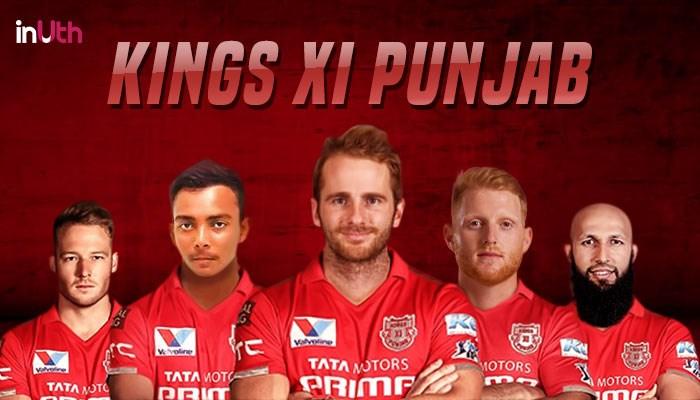IPL 2018: Kings XI Punjab squad prediction: Kane Williamson captain, Ben Stokes, Prithvi Shaw in playingXI