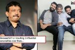 Dear RGV, trolling SS Rajamouli for promoting 'gay culture' isn't funny. Not when Sec 377 is a reality.