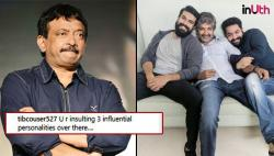 Dear RGV, trolling SS Rajamouli for promoting 'gay culture' isn't funny. Not when Sec 377 is a reality