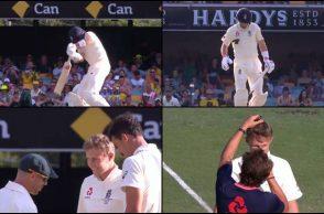 Joe Root, Mitchell Starc, David Warner, Joe Root injury, Mitchell Starc's bouncers, Mitchell Starc breaks helmet, Ashes 2018, Australia vs England ashes