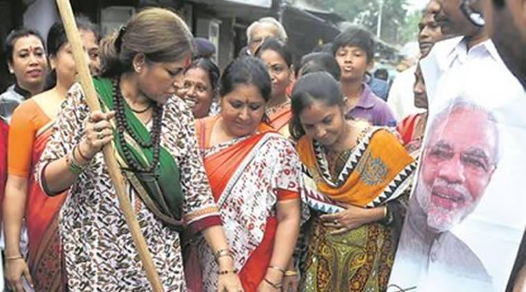 BJP leaders impressing PM Modi