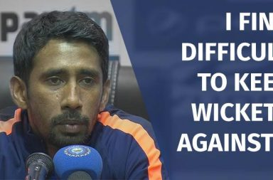 Wriddhiman Saha Press Conference