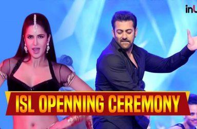 ISL 2018 Opening Ceremony