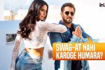 'Swag Se Swagat' is basically a mashup of every Salman Khan songever